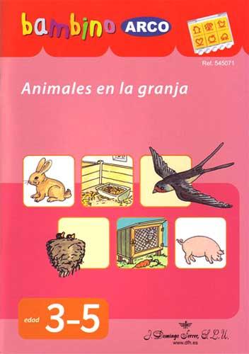 BAMBINO Animales en la granja