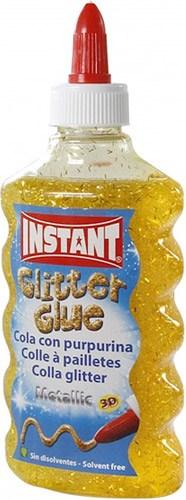 Cola glitter metallic 6 ud 180 ml detalle 3