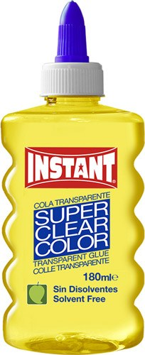 Cola superclear color 6 ud 180 ml detalle 1