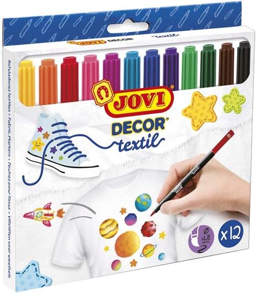 Rotuladores Textiles Jovi detalle 2