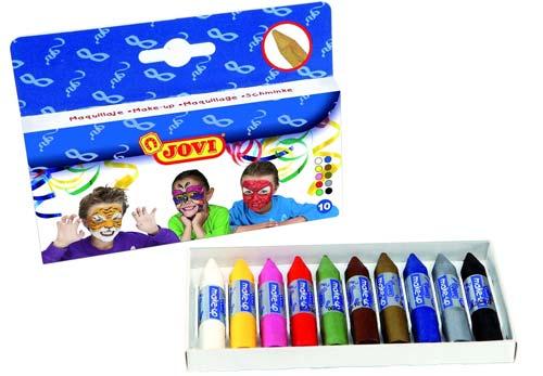 Maquillaje barra colores surtidos
