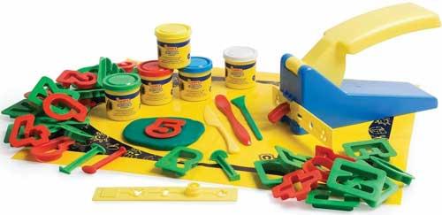 Blandiver set letras y números + accesorios