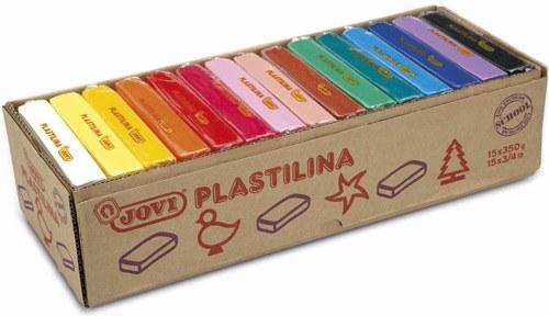 Plastilina pack colores surtidos 350 gr 15 ud