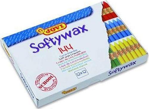 ceras Softywax 144 ud surtidas schoolpack detalle 3