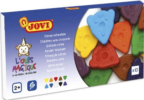 Ceras osos mágicos caja 10 ud