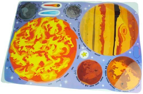 Maxi planetas traslúcidos 16 piezas detalle 7