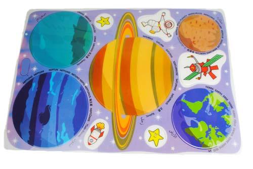 Maxi planetas traslúcidos 16 piezas detalle 9