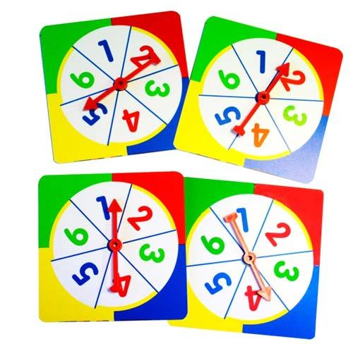 Ruletas: Set 4 ud