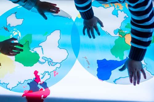 Descubre los continentes del mundo detalle 5