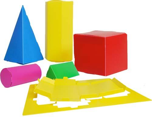 Geos opacos color 6 unidades