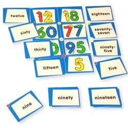 Bingo Los Números Inglés