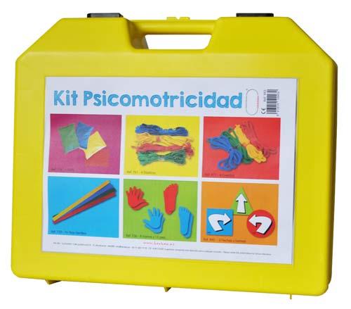 Kit de psicomotricidad detalle 2