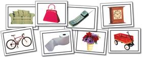 Fotos objetos comunes