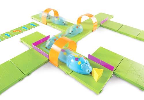 Ratón robot - set actividades detalle 1