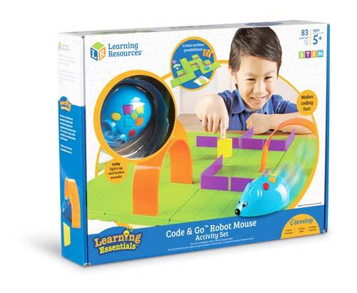 Ratón robot - set actividades detalle 5