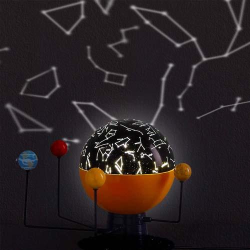 Sistema solar motorizado detalle 2