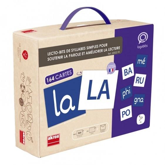 Lecto-Bits sílabas fonéticas francés detalle 1