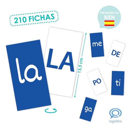 Lecto-Bits sílabas fonéticas