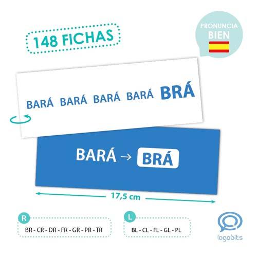Logo-Bits pronunciación Sinfones