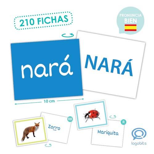 Logo-Bits pronunciación R-RR