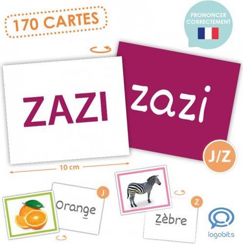Logo-Bits de discrimination (CH/S) (J/Z)