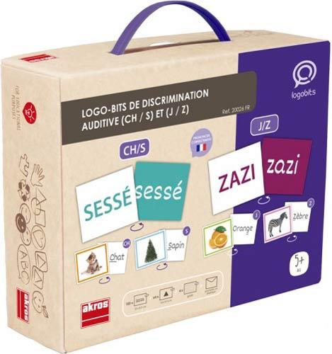 Logo-Bits de discrimination (CH/S) (J/Z) detalle 2