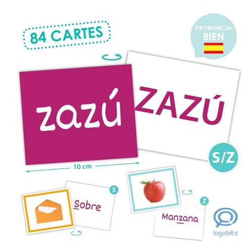 Logo-Bits de discriminación S-Z
