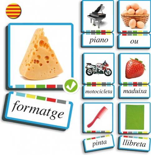 Autodictado sustantivos catalán 108 fotos