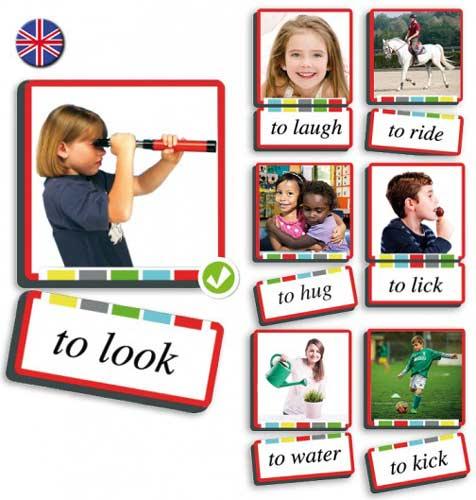 Autodictado verbos inglés