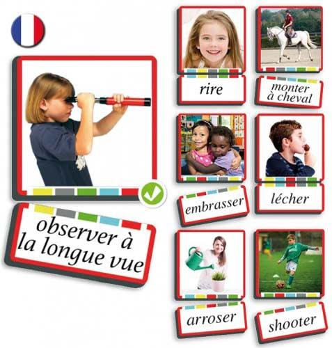 Autodictado verbos francés