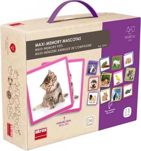Maxi-Memory mascotas detalle 1