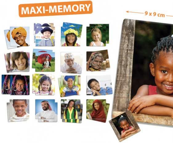 Maxi-memory culturas