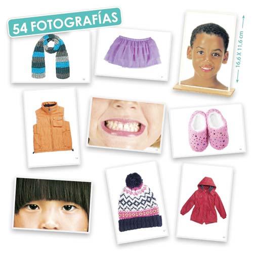 Fotografias cuerpo y prendas de vestir