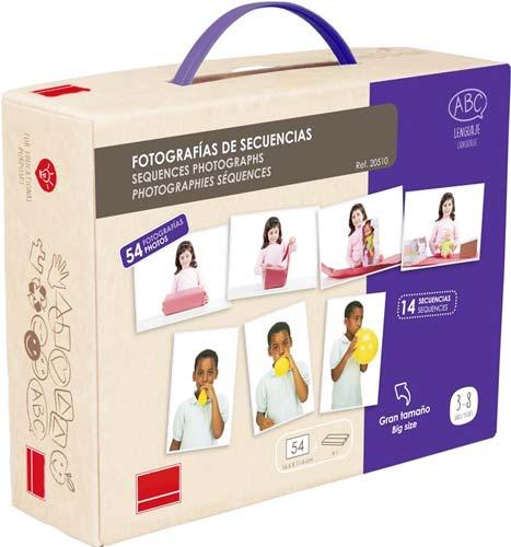 Fotografías Secuencias detalle de la caja