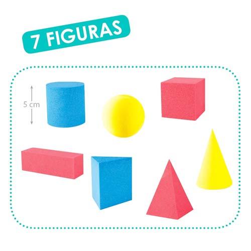 Figuras geométricas en el entorno