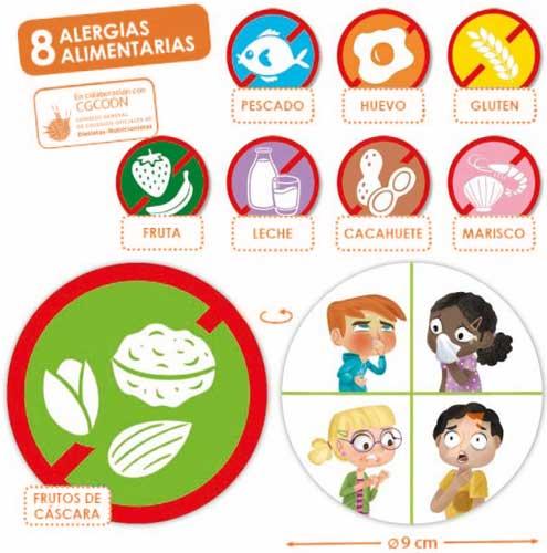Descubre las alergias e intolerancias alimentarias detalle 1