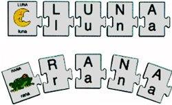 Busca las letras