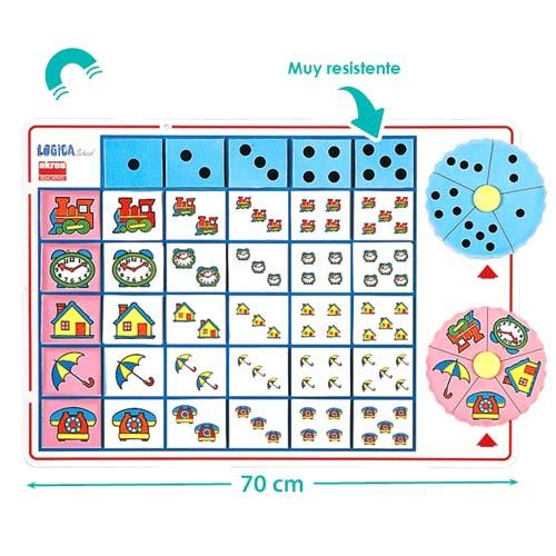 Lógica School 4 juegos detalle 3