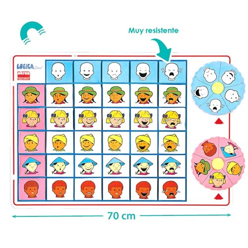 Lógica School 4 juegos detalle 4