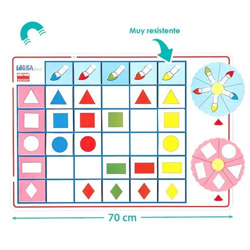 Lógica School 4 juegos