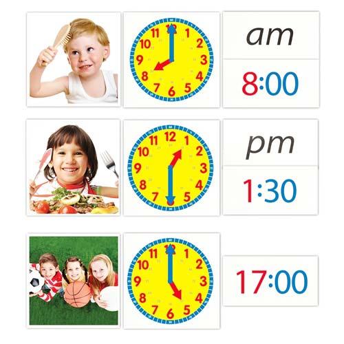 Planning de actividades diarias detalle 3