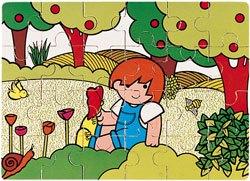 Puzzle Zaro en primavera