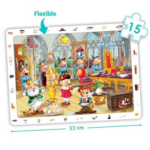 Set puzzles observación - cuentos clásicos detalle 2