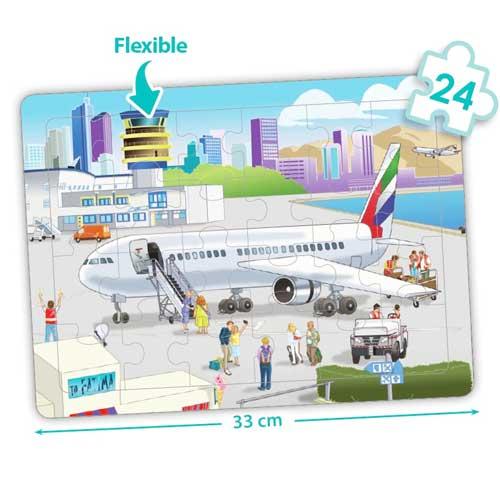 Set puzzles cooperativos - La ciudad detalle 1