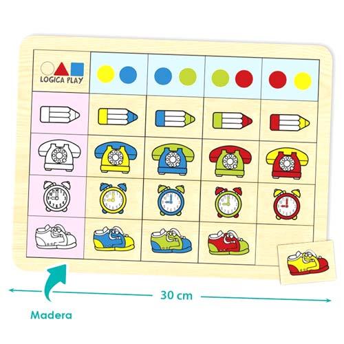 Set lógica Play 1 detalle 2