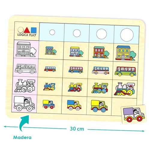 Set lógica Play 1 detalle 3