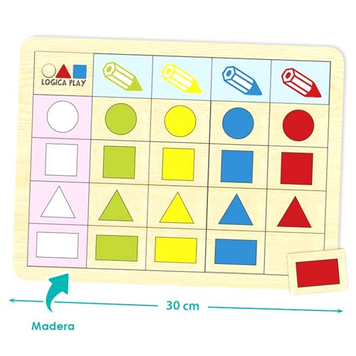 Set lógica Play 1 detalle 5