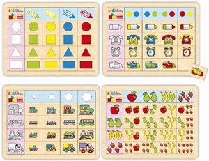 Set lógica play 1