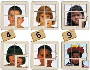 Puzzles Fotos niños del mundo
