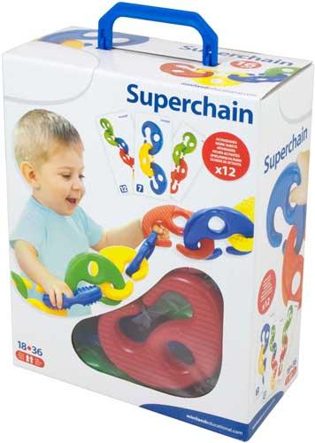 Superchain 16 pz detalle 5